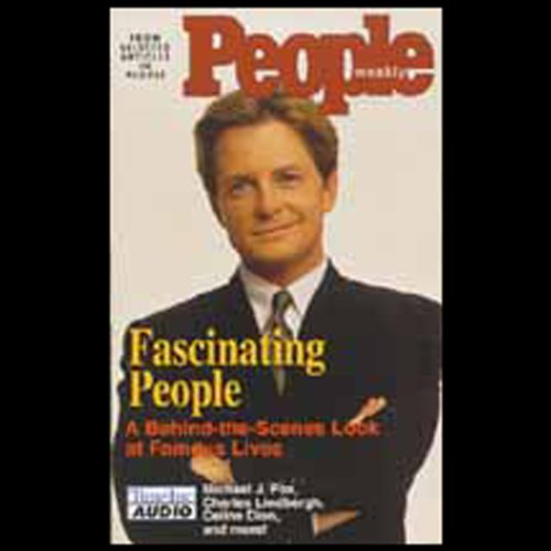 People audiobook cover art