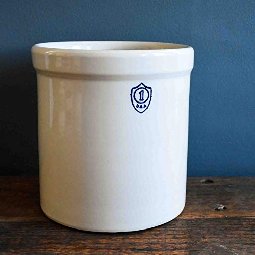 OHIO STONEWARE 1 Gallon Preserving Crock