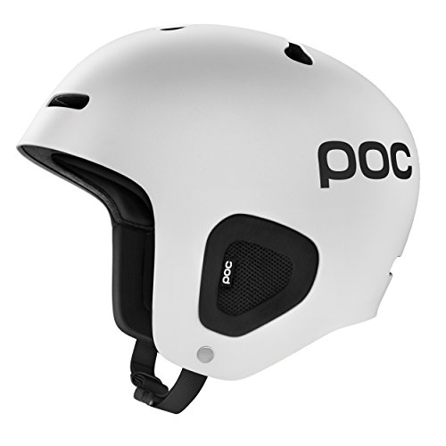 POC Auric Skihelm, Hydrogen White, Medium/Large