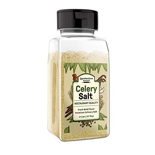 Celery Salt (2 Cups) Restaurant Quality,...