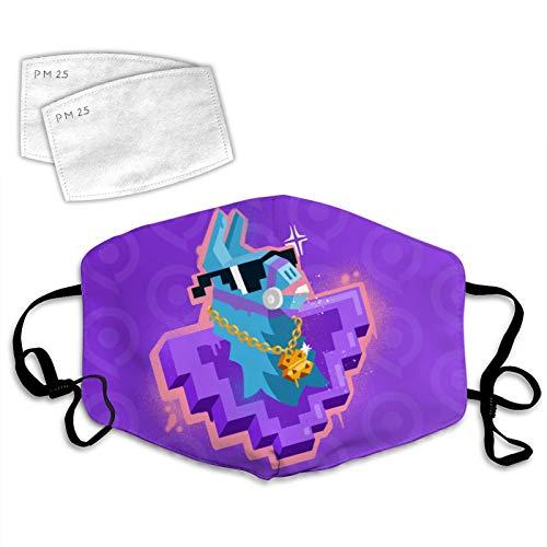 KOUI Ice Magic Girl - Paño facial unisex para el polvo, lavable, a prueba de polvo, ajustable, para mujeres y hombres