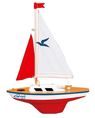 Paul Guenther- Giggi Barca a Vela, Multicolore, 1802