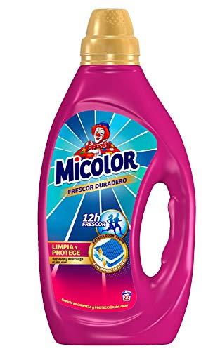 Micolor Detergente Gel Frescor Duradero 23D - 1.426 L