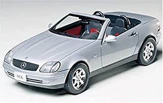 Assembly Model Kit Car Mercedes Benz SLK - 24189 - Scale 1/24