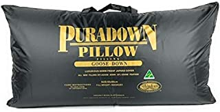 Puradown King 80 Goose Pillow Down Pillows
