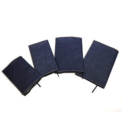 『ユナイテッドビーズ ブックカバー 文庫 岡山デニム UBM-BOOK-100』のトップ画像