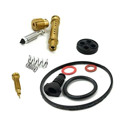 BGTR Accesorios de Moto carburador carburador Kit de reconstrucción Compatible for Honda GX160 GX200 5.5HP 6.5HP-16010 ZE1-812 Accesorios de Repuesto
