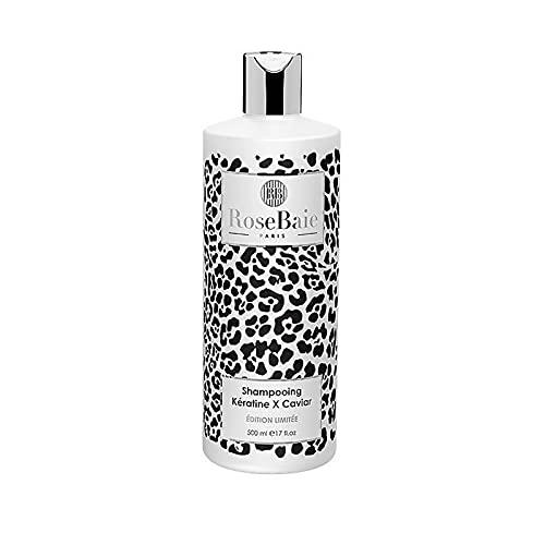Shampooing Kératine X Caviar ed. ltd blanc RoseBaie 500 ml