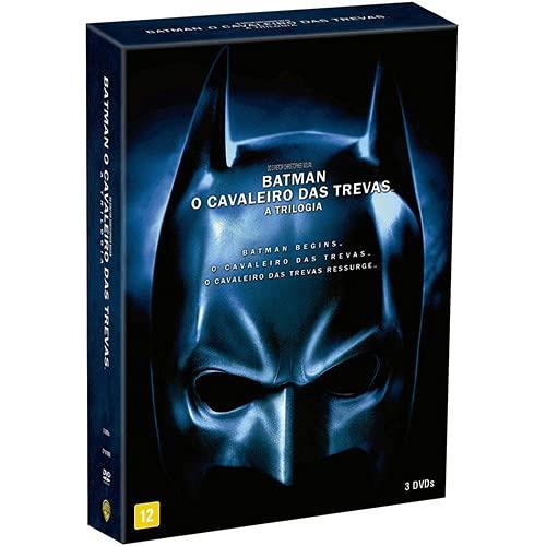 Batman - O Cavaleiro das Trevas - a Triologia