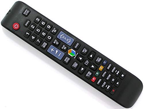Ersatz Fernbedienung for Samsung TV UE55JU6445K UE55JU6445W UE55JU6450 UE55JU6450U UE55JU6465 UE55JU6465U