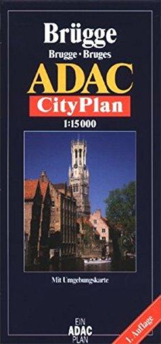 ADAC Stadtplan Brügge: 1:15000 (ADAC Stadtpläne)