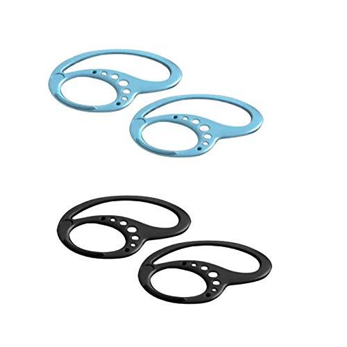 USIRIY Ohrbügel kompatibel mit Bluetooth Headsets, Perfekter Ersatz Ohrbügel Ohrhaken -Universal (C)