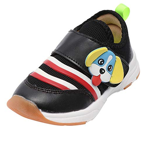 Great Deal! Kariwell Running Shoes Kid Baby Boys Girls Cartoon Dog Sport Running Breathable Mesh Sne...