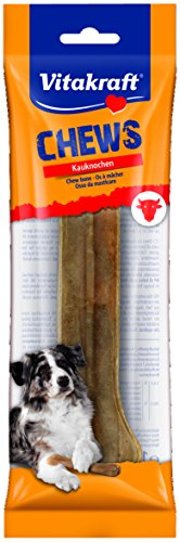 Vitakraft Chews Hunde Kauknochen 22cm, 5x 1 St