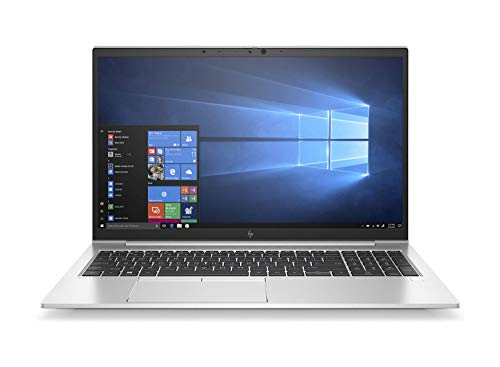 HP EliteBook 850 G7 15.6' FullHD Laptop, Intel Core i5-10210U, 16 GB DDR4, 1TB NVMe Solid State Drive, Wireless 11ax & Bluetooth 5, Windows 10 Pro – UK Keyboard Layout (Renewed)