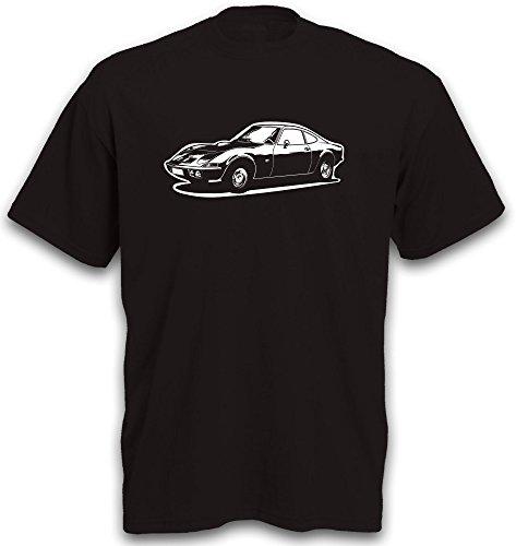 T-Shirt GT 1100 1900 Youngtimer Auto Oldtimer Sportenwagen Hot Hatch Gr. XL