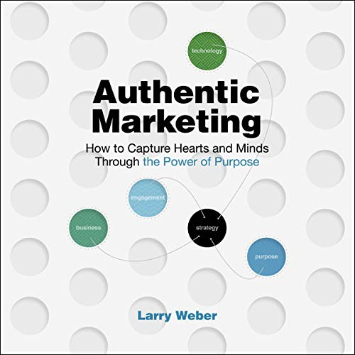 Couverture de Authentic Marketing