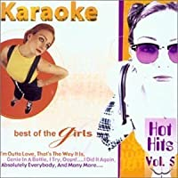 Best of 2000: Girls Hot Hits by Karaoke