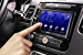 Sony XAV-AX100 6.4 inches Car Play/Android Auto Media Receiver with Bluetooth (Renewed)