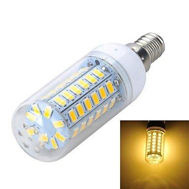 WELSUN Ampoule Maïs Blanc Chaud Marsing T E14 10 W 56 SMD 5730 800-900 LM AC 100-240 V