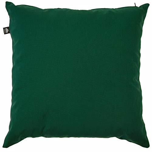 Kopu® sierkussen Prisma Forest Green | Sierkussen voor tuinstoelen | Dralon | Forest Green sierkussen 45 x 45 cm | 19 kleuren | Zacht sierkussen met teflonlaag