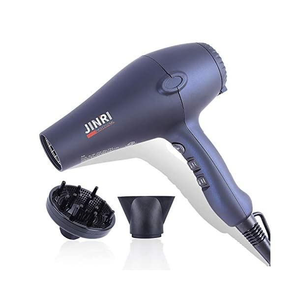 Beauty Shopping 1875w Hair Dryer, Lightweight and Quiet, Lonic Blow Dryer with
