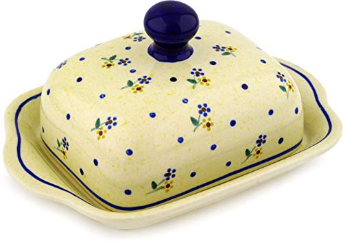 Bunzlauer Keramik Original Butterdose (250g) Design 111