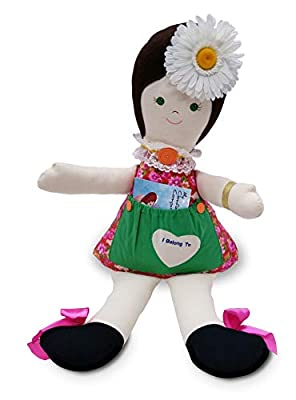 Therapy Doll for Alzheimer's and Dementia Patients (Holly) My Comfort Companion®