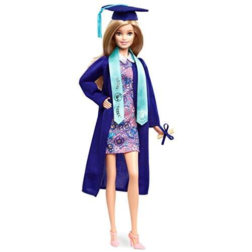 Barbie Cerimonia Bambola per celebrare l'importante Momento della Laurea,, FJH66