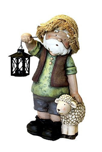 Nain Berger avec mouton