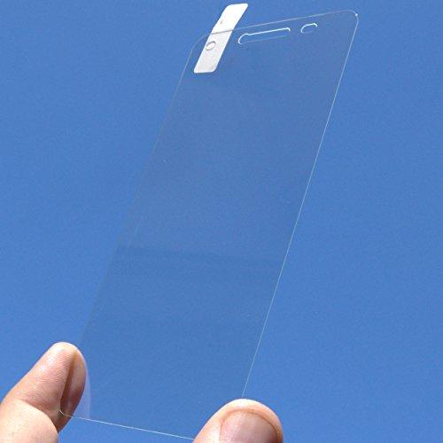 Protector de cristal templado protección protectora Snap-On antiarañazos 9H para Huawei Y5II...