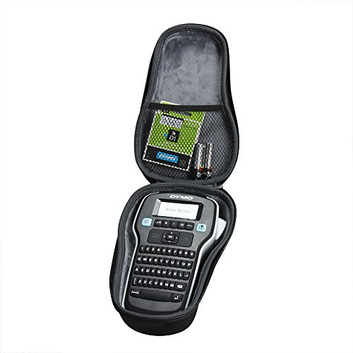 Hermitshell Travel Hard EVA Protective Case Fits DYMO LabelManager 160 Hand-Held Label Maker 1790415