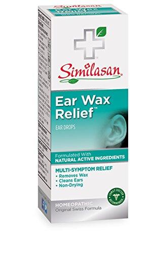 Similasan Ear Wax Removal Kit, 0.33 Ounce Bottle