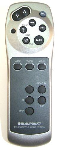 BLAUPUNKT Fernbedienung TV-Monitor Wide Vision Ersatzteil 8619001242 Sparepart