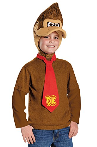 Donkey Kong Super Mario Bros. Nintendo Child Costume Kit