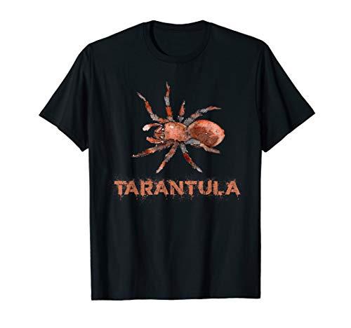 Vogelspinne Tarantel Arachne Spinne T-Shirt