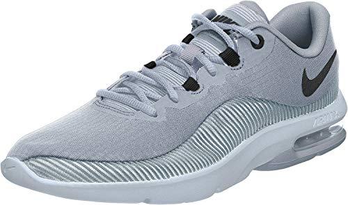 Nike Air MAX Advantage 2, Zapatillas de Running para Hombre, Gris (Wolf Grey/Anthracite/Pure Plat 010), 41 EU