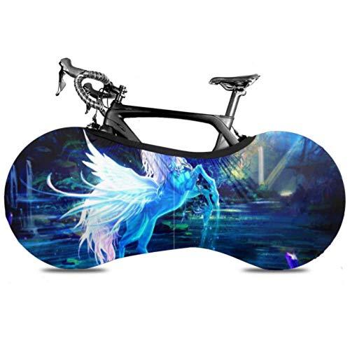 Olive Croft Pegasus HD S Aby Cubierta del Volante de la Bicicleta Cubierta de la Rueda de la Bicicleta Cubierta Interior de la Bicicleta Se Adapta a Casi Todas Las Bicicletas