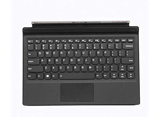 Comp XP New Genuine PT for Lenovo ideapad Miix 520-12ikb 520-12 Tablet Dock Keyboard US Backlit 03X7548