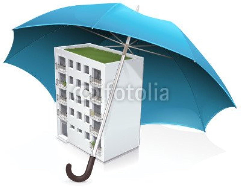 compra en línea hoy Assurance Assurance Assurance de la copropriété (reflet) (48344937), lona, 50 x 40 cm  barato y de moda