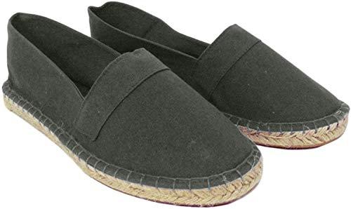 Emporio Armani Espadrillas Herren Schuhe Baumwolle Shoes Beachwear Artikel 210578 5P497