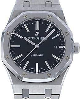 オ-デマ・ピゲ AUDEMARS PIGUET ロイヤルオ-ク 15400ST.OO.1220ST.01 中古 腕時計 メンズ (W180239)