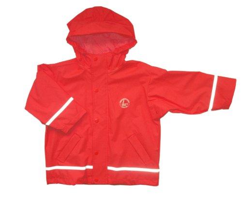 Liegelind 4506 - regenjas, maat: 86, kleur: rood