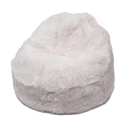 Wildash London Sheepskin Beanbag Chair 100% Natural Icelandic Shorn 50mm Bean Bag ALL COLOURS