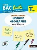 Mon Bac Facile Lycée Histoire-Géographie Terminale - NATHAN Parascolaire