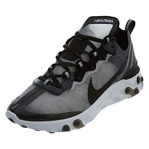 Nike - Zapatillas deportivas para hombre, (Anthracite Noir Blanc), 43 EU