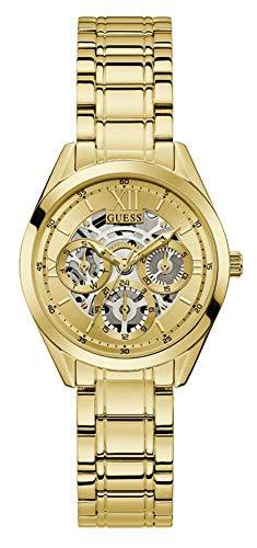 Guess Reloj de mujer Clear Cut GW0253L2