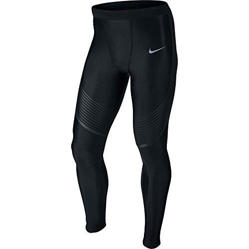Nike Mens Power Speed Compression Running Tights Pants