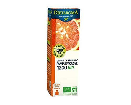 Extrait de Pépins de Pamplemousse 1200 mg