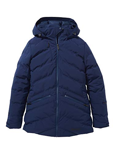Marmot Damen Wasserdichte, Warme Ski- Und Snowboard-jacke, Atmungsaktive Winterjacke Mit Schneefang, Auch Als Winddichter Regenmantel Nutzbar Wm's Val D'Sere Jacket, Arctic Navy/Arctic Navy, XL, 79240